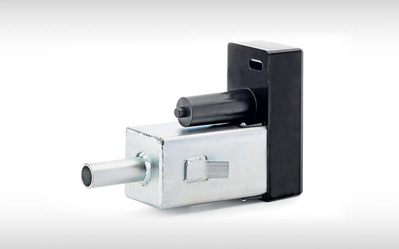Folding shutter drive